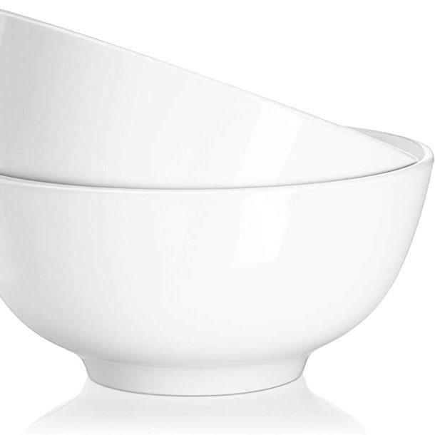 "Medium Porcelain Bowl 6"""