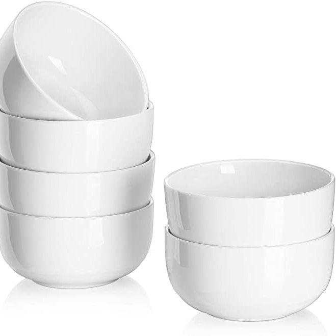 """Mini Porcelain Bowl 4.5"""""""