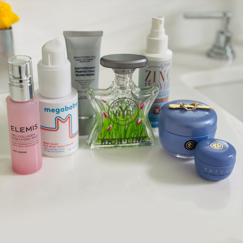Summer Beauty Refresh Products